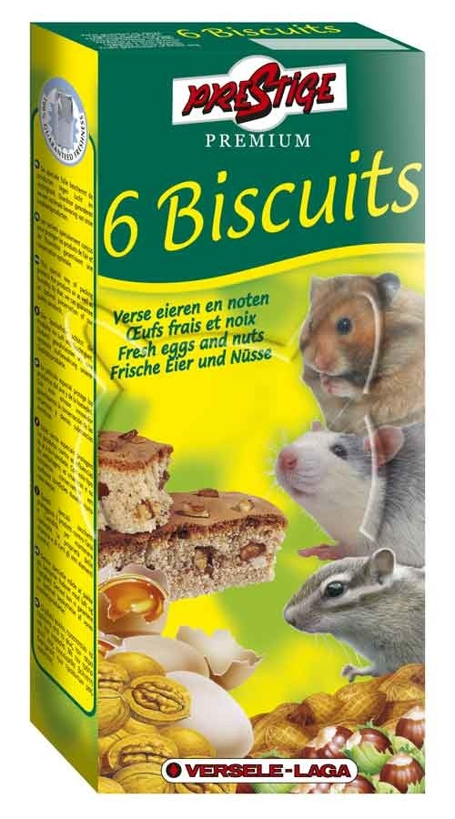 Versele Laga Biscuit Small Animals Nuts