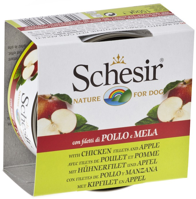 Schesir Chicken and Apple