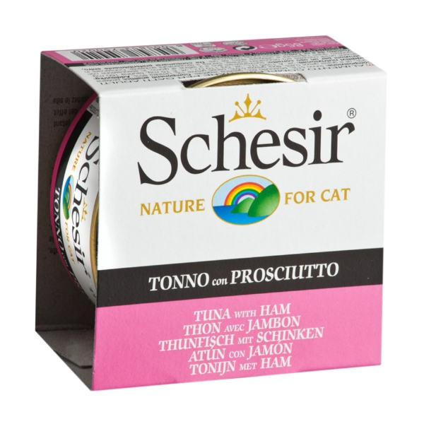 Schesir Tuna with Ham