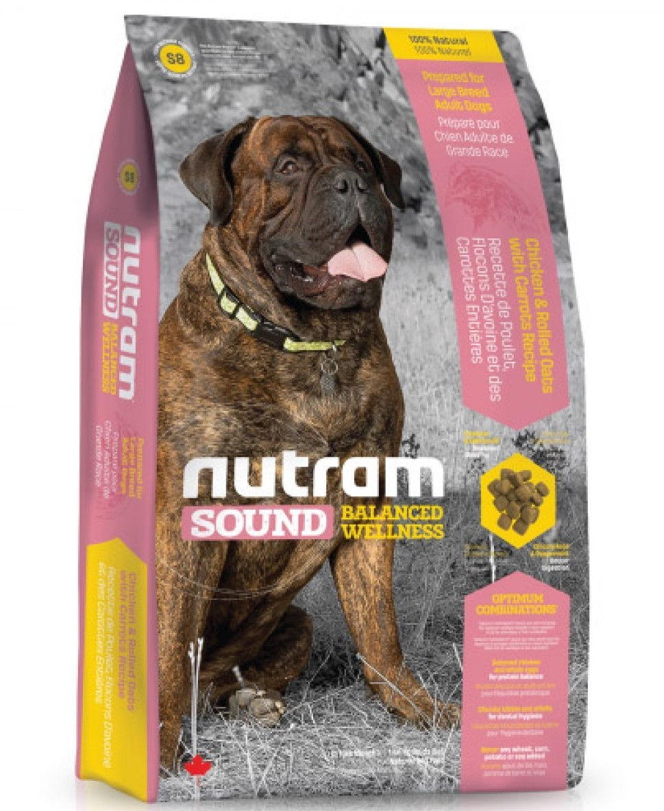 Nutram Large Breed Adult Dog