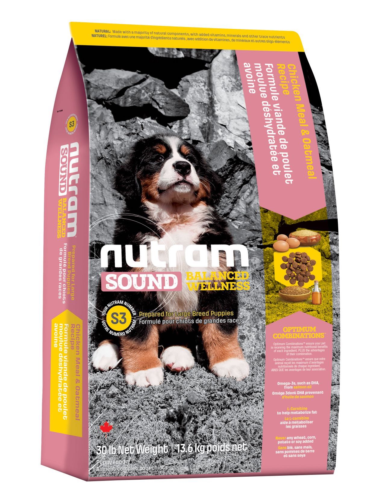 Nutram Large Breed Puppy
