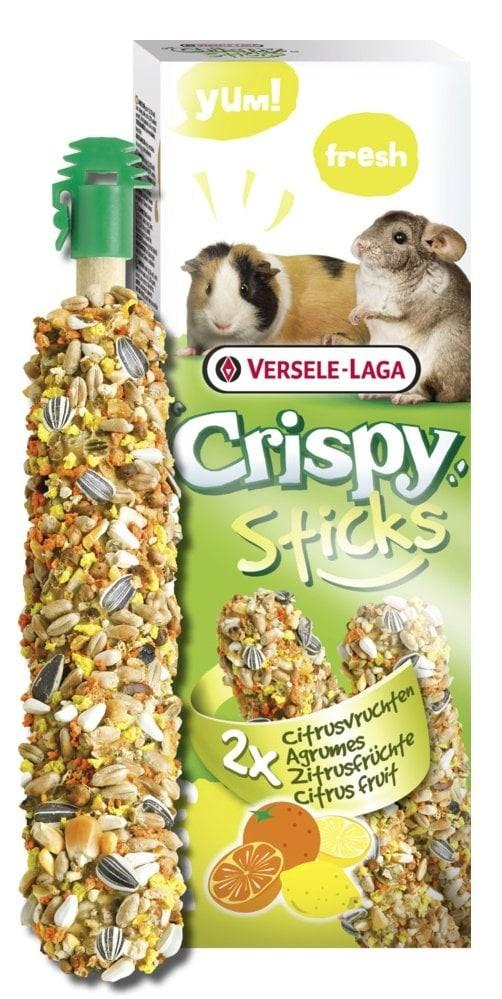 Versele Laga Sticks Guinea Pigs-Chinchillas Citrus Fruit