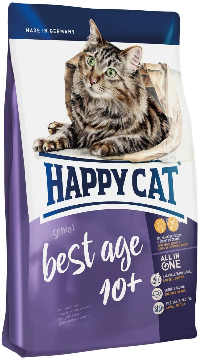 Happy Cat Best Age +10