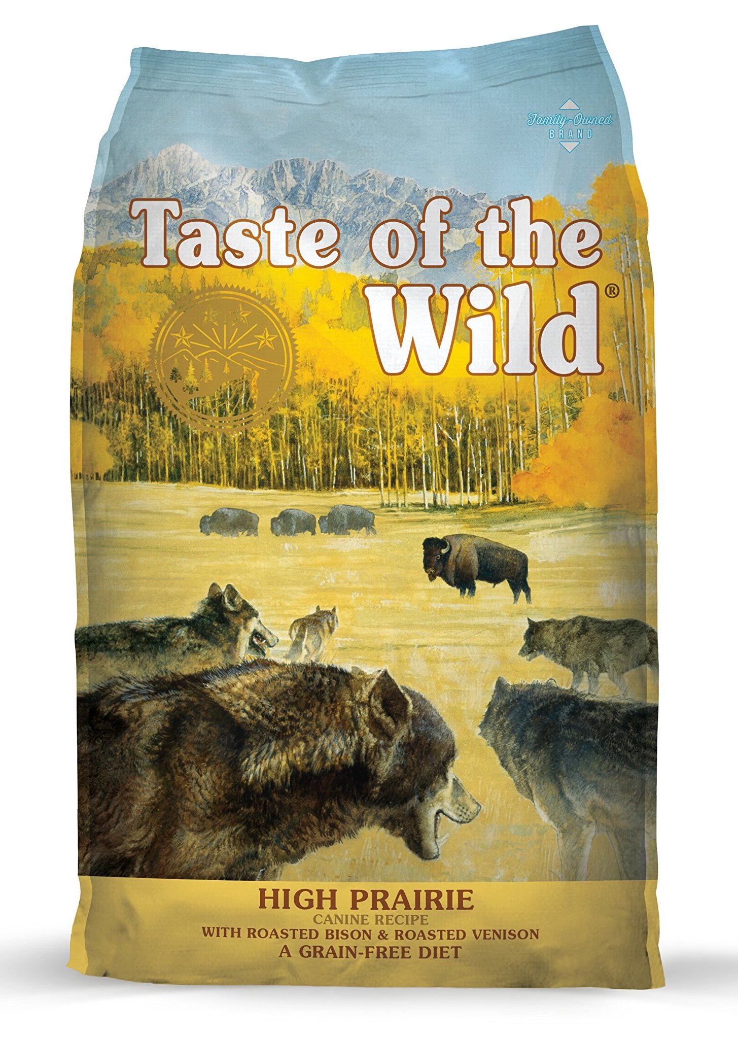 Taste of the Wild Bison & Venison