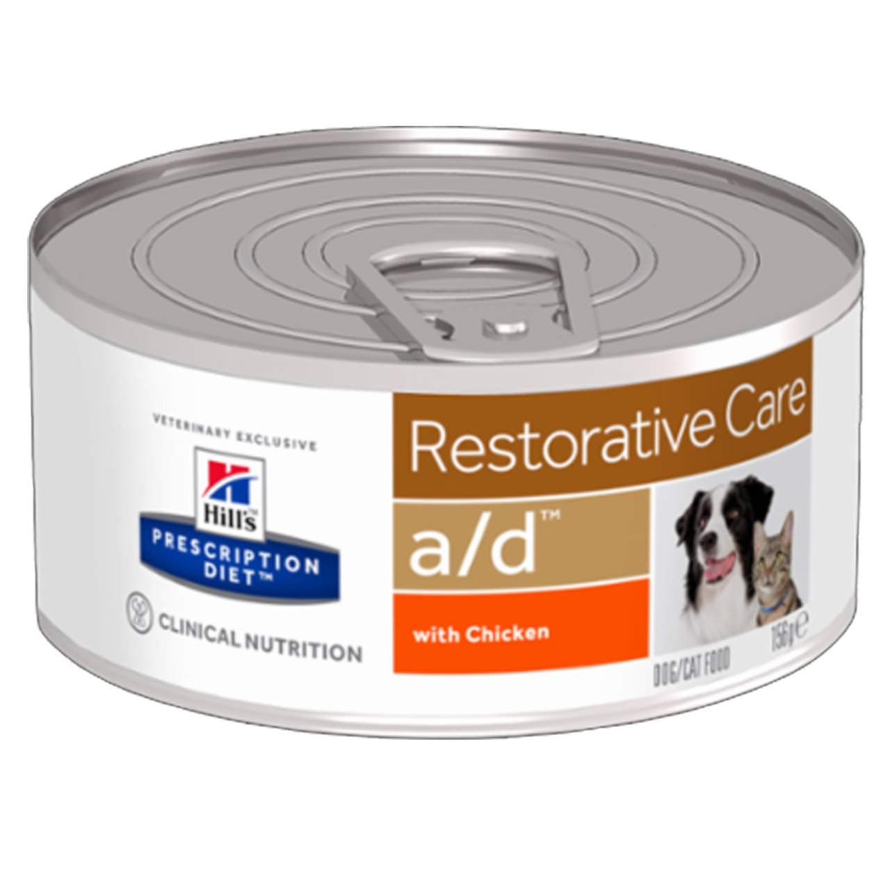Hill's Prescription Diet Dog&Cat Can a/d - 0.156кг.