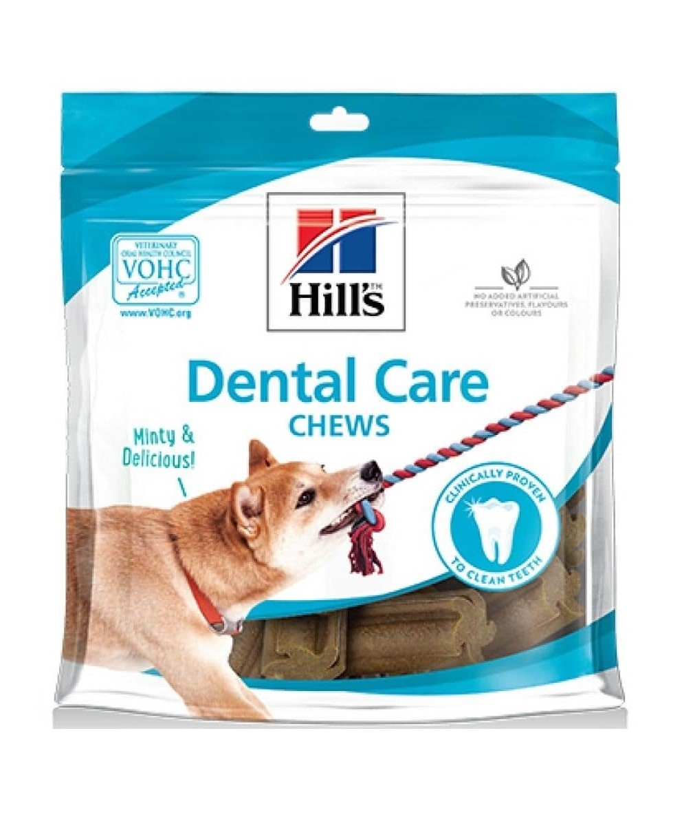 Hills Dog Treats Dental Care