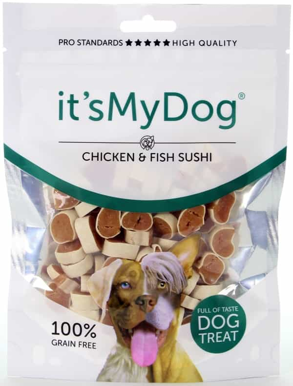 It's My Dog Sushi Chicken & Fish Grain Free