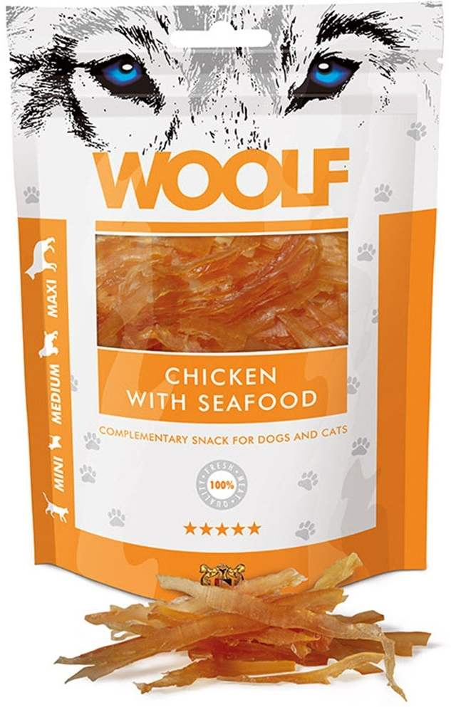 Woolf Dog Chicken & Seafood
