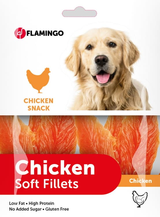 Flamingo Chicken'n Snack Soft Chicken