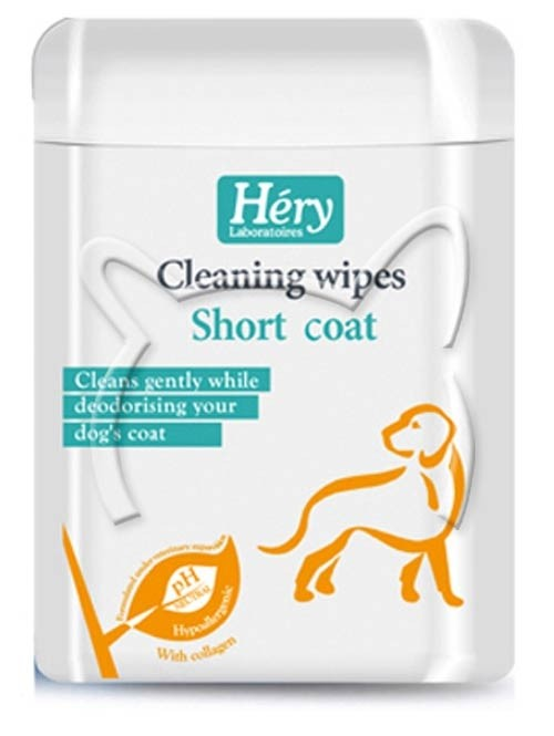 Hery Short Coat Cleaning Wipes