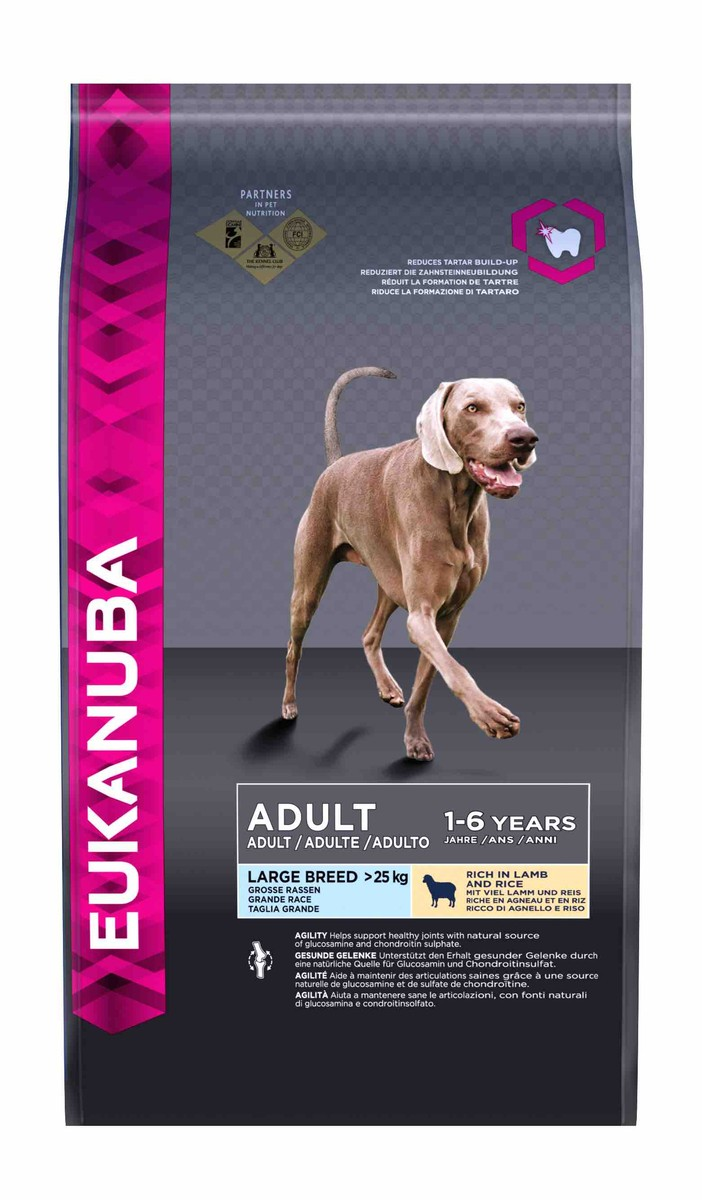 Eukanuba Adult Large Breeds Lamb & Rice